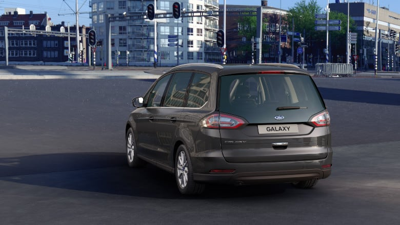 Ford Galaxy - Start-stop rendszer