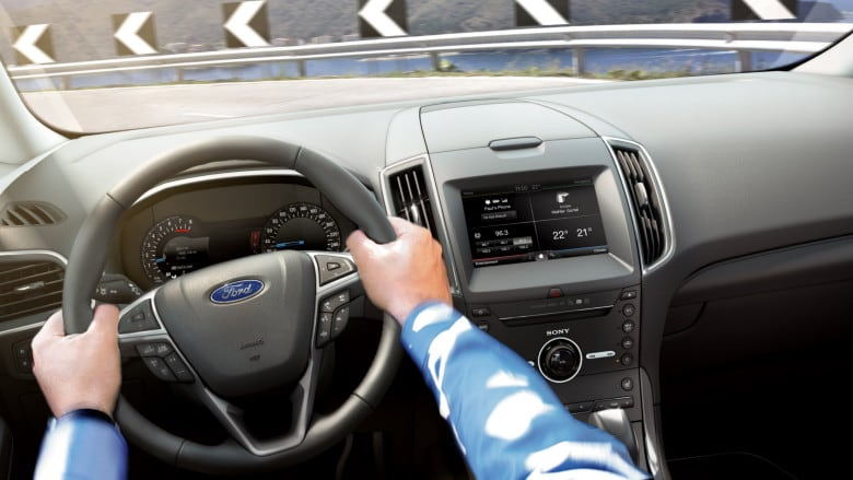 Ford Galaxy - Intelligens szervó