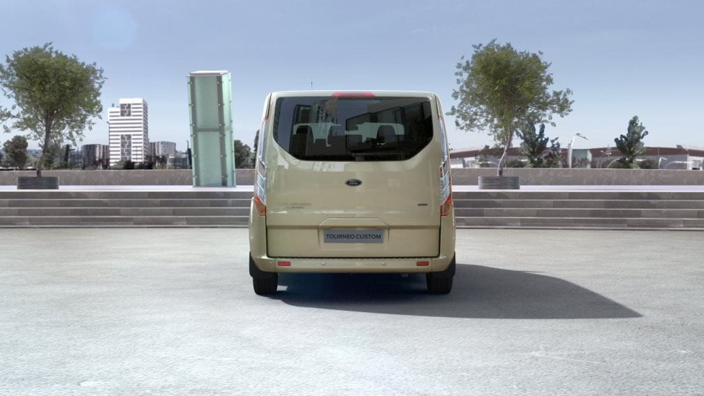 Ford Tourneo Custom - Parkolóradar