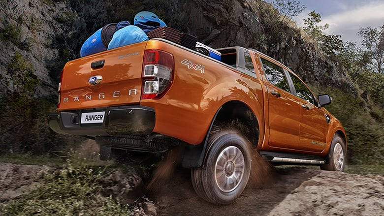 Ford Ranger - Off-road csomag