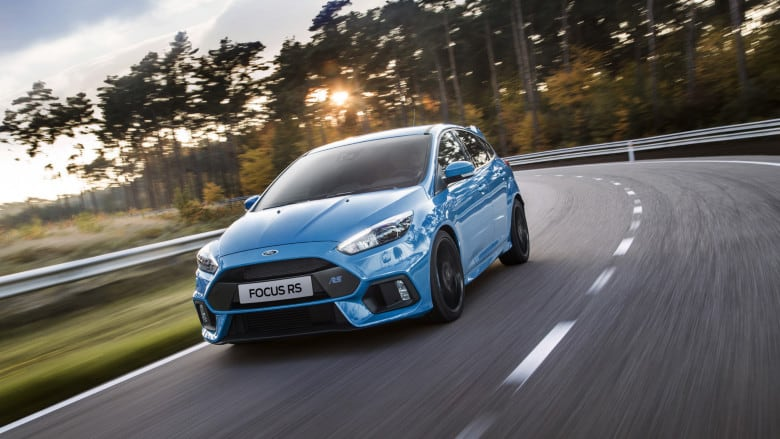 Ford Focus RS -