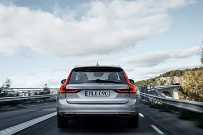 Volvo V90 Cross Country - Elektronikus menetstabilizátor